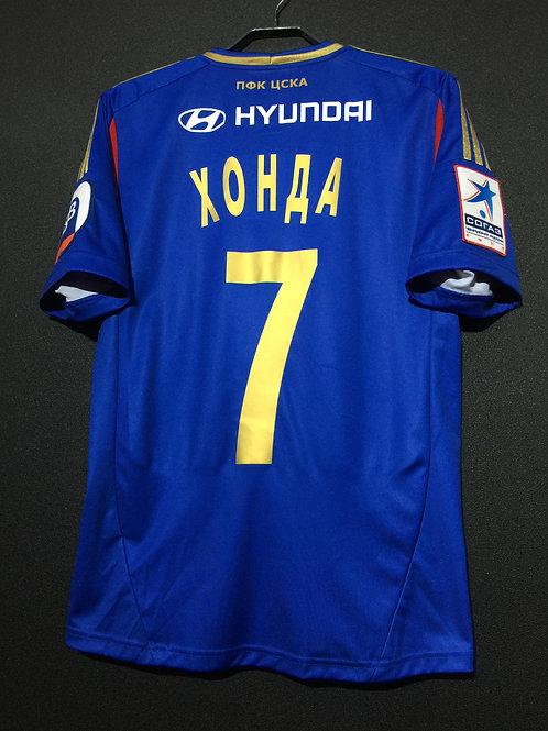 【2012/13】 / CSKA Moscow / Home / No.7 HONDA