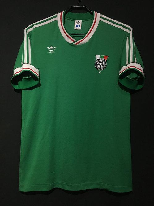 【1978/79】 /  Bulgaria  / Away