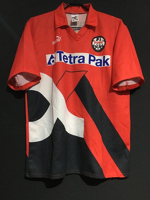 【1993/94】 / Eintracht Frankfurt / Home