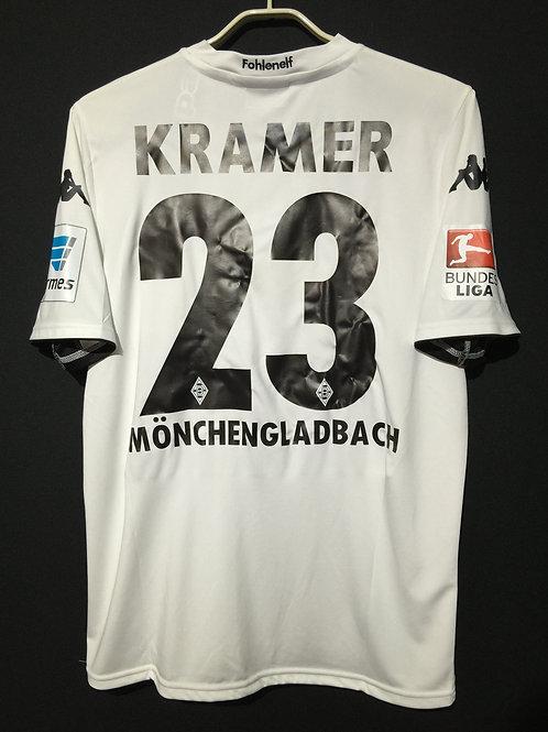 【2014/15】 / Borussia Mönchengladbach / Home / No.23 KRAMER