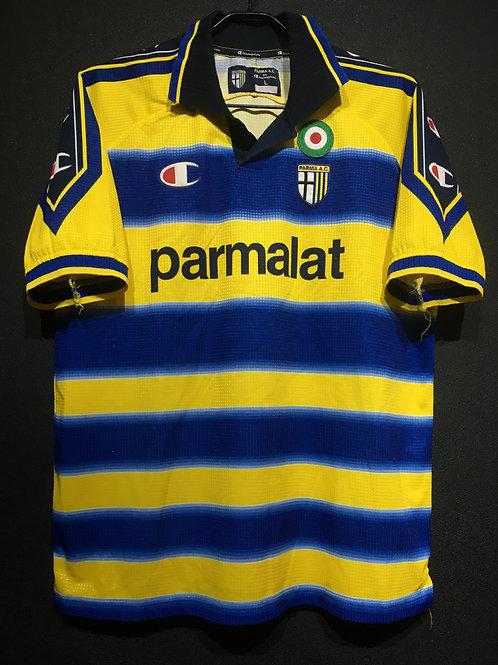 【1999/2000】 / Parma / Home