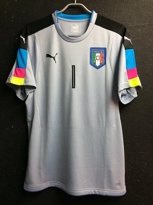 【2016/17】 / Italy / GK / No.1 BUFFON