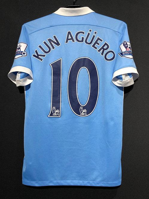 【2015/16】/ Manchester City / Home / No.10 KUN AGUERO