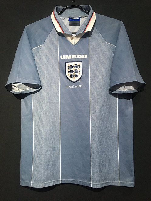 【1996/98】 / England / Away