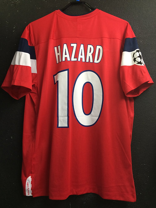 【2011/12】 / LOSC Lille / Home / No.10 HAZARD / UCL