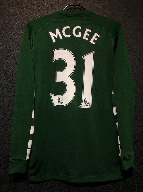 【2015/16】 / Tottenham Hotspur F.C. / GK / No.31 MCGEE