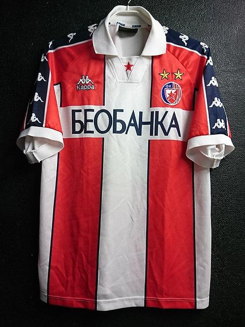 【1996/97】 / Red Star Belgrade / Home