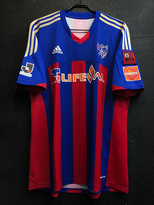 【2014】 / FC Tokyo / Home / Final game at National Stadium / Authentic