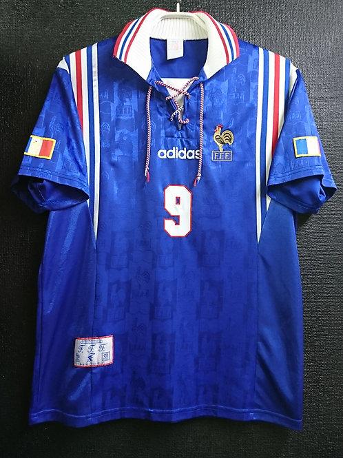 【1996/97】 / France / Home / No.9 DIORKAEFF