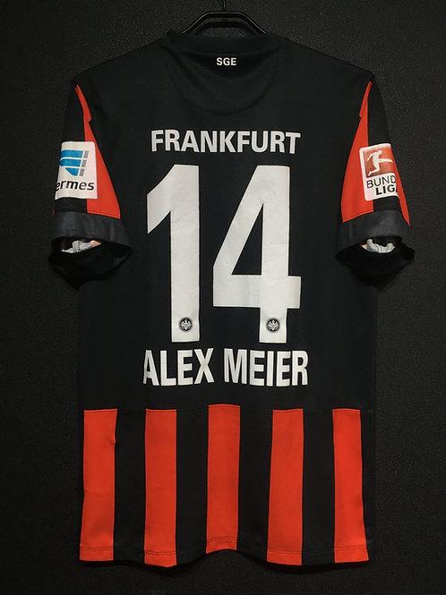 【2014/15】 / Eintracht Frankfurt / Home / No.14 ALEX MEIER