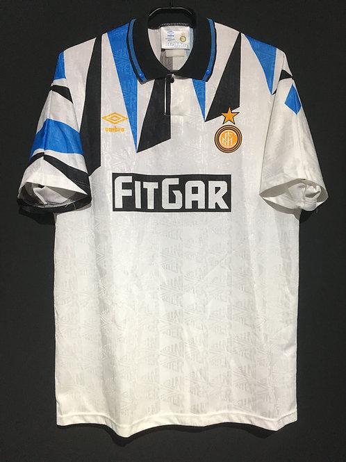 【1991/92】 / Inter Milan / Away