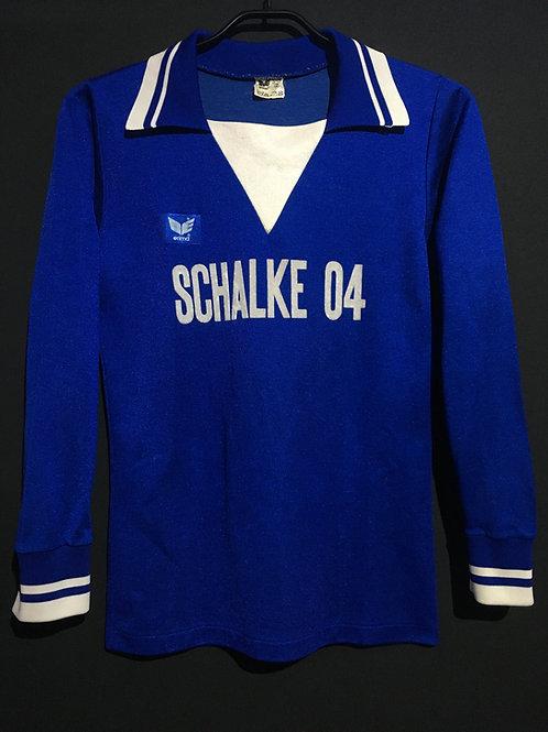 【1978/79】 / Schalke 04 / Home