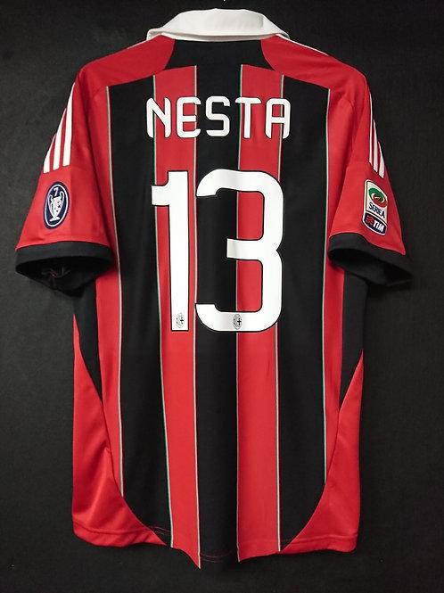 【2012】 / A.C. Milan / Home / No.13 NESTA / Week 38 vs. Novara Calcio