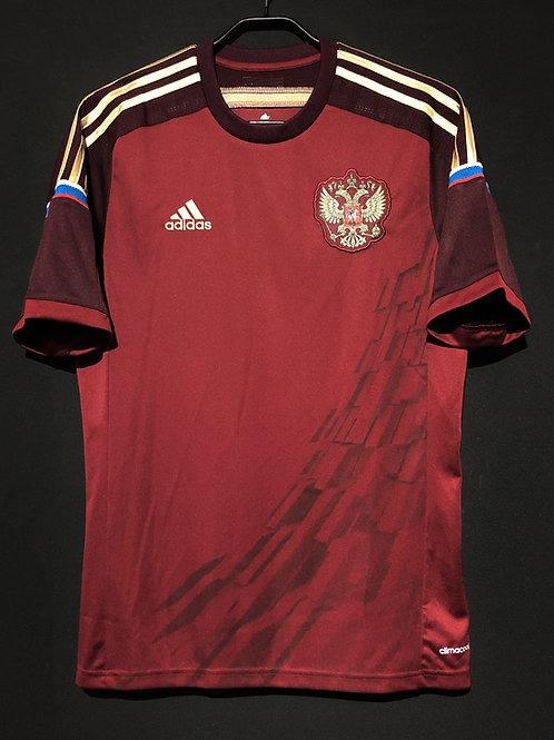 【2014/15】 / Russia / Home
