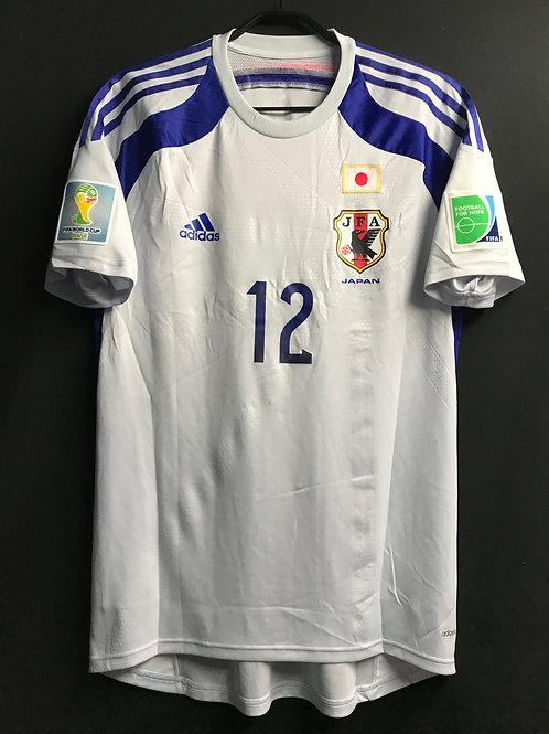 【2014】 / Japan / GK / No.12 NISHIKAWA / FIFA World Cup / Authentic