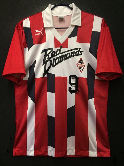 【1992/93】 / Urawa Red Diamonds / Cup(Home) / No.9
