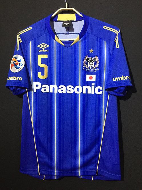 【2015】 / Gamba Osaka / Cup(Home) / No.5 NIWA / ACL