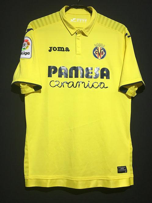 【2017/18】 / Villarreal CF / Home