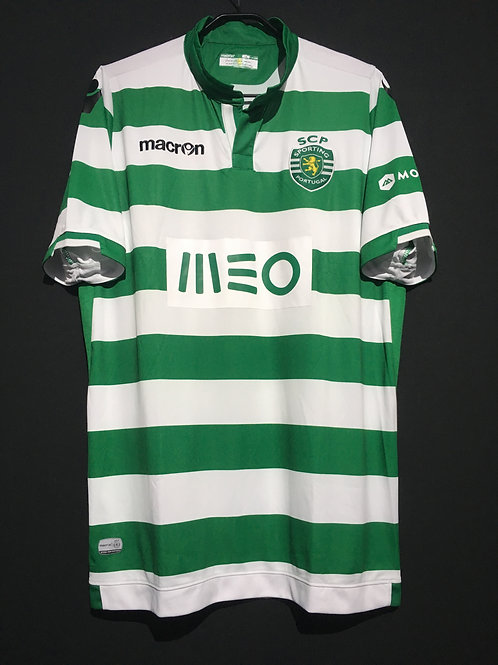 【2014/15】 / Sporting CP / Home