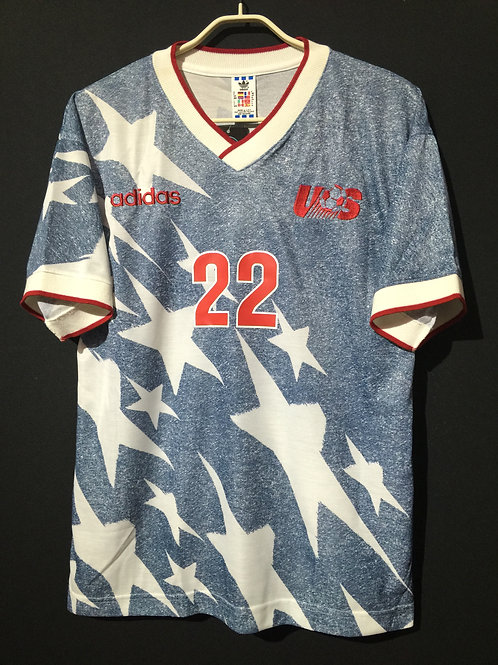 【1994】 / United States / Away / No.22 LALAS / FIFA World Cup