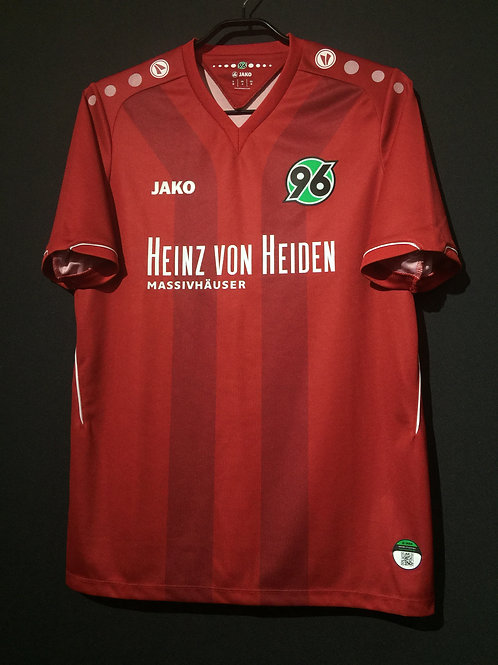 【2014/15】 / Hannover 96 / Home