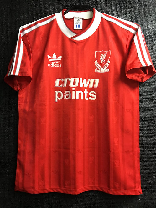 【1987/89】 / Liverpool / Home