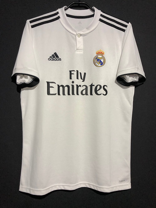 【2018/19】 / Real Madrid C.F. / Home