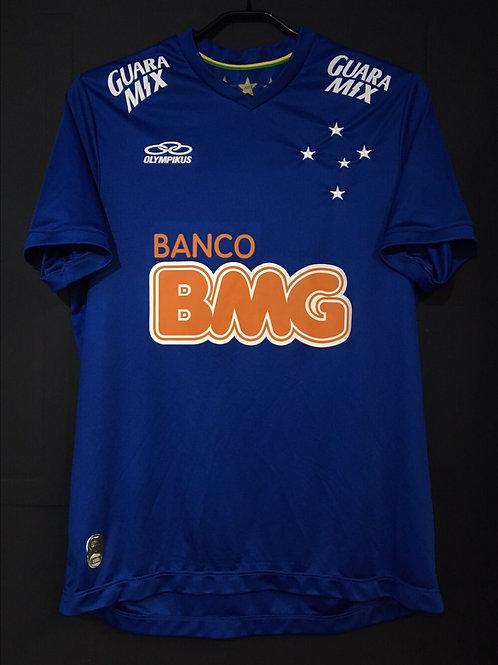 【2014】 / Cruzeiro Esporte Clube / Home / No.10