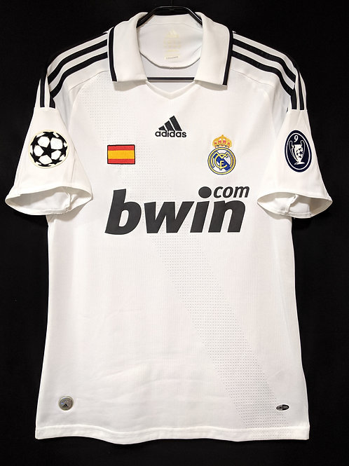 【2008/09】 / Real Madrid C.F. / Home / UCL