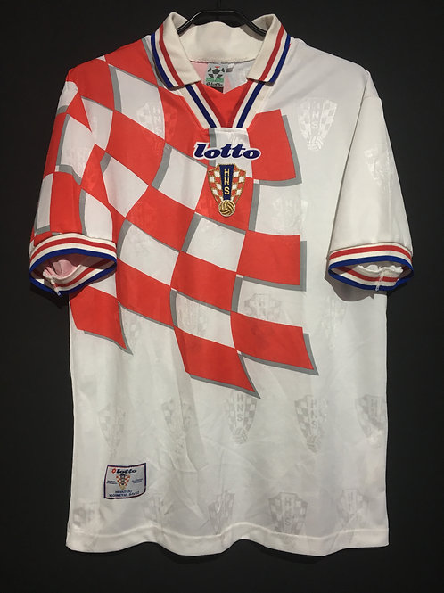 【1998/99】 / Croatia / Home