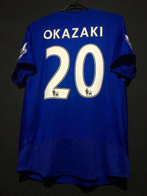 【2015/16】 / Leicester City F.C. / Home / No.20 OKAZAKI