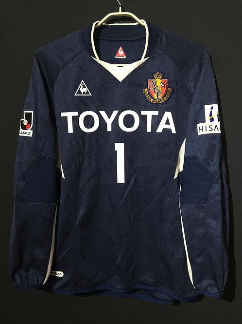【2002】 / Nagoya Grampus / GK / No.1 NARAZAKI