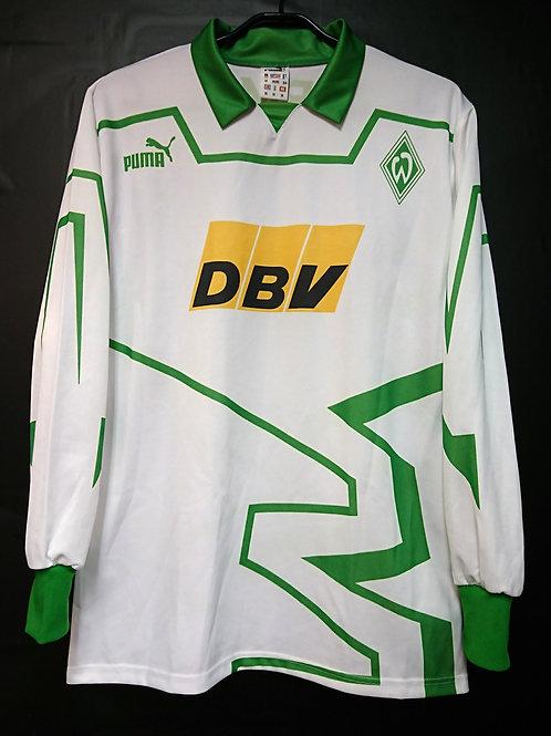 【1993/94】 / Werder Bremen / Home