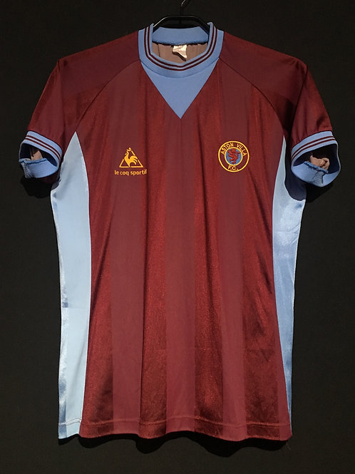 【1984/85】 / Aston Villa / Home