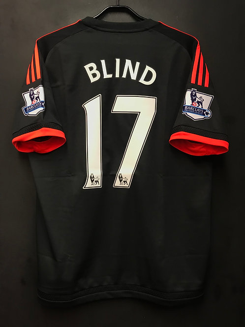 【2015/16】 / Manchester United / 3rd / No.17 BLIND
