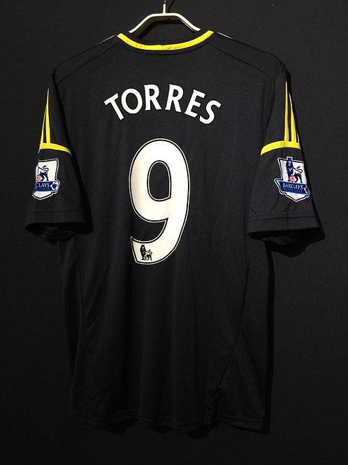 【2012/13】 / Chelsea / 3rd / No.9 TORRES