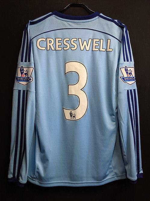【2014/15】 / West Ham United F.C. / Away / No.3 CRESSWELL
