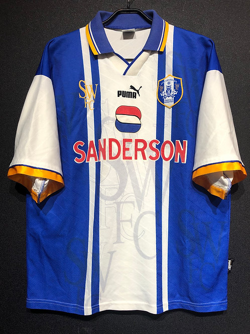 【1995/97】 / Sheffield Wednesday F.C. / Home