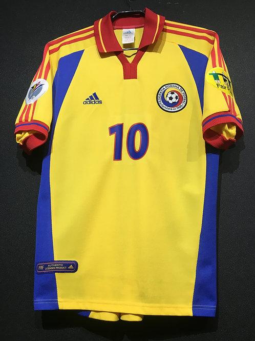 【2000】 / ROMANIA / Home / No.10 HAGI / UEFA European Championship