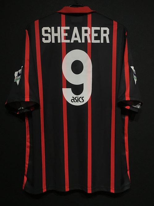 【1994/95】 / Blackburn Rovers / Away / No.9 SHEARER