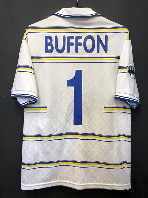【1998/99】 / Parma / Away & GK / No.1 BUFFON