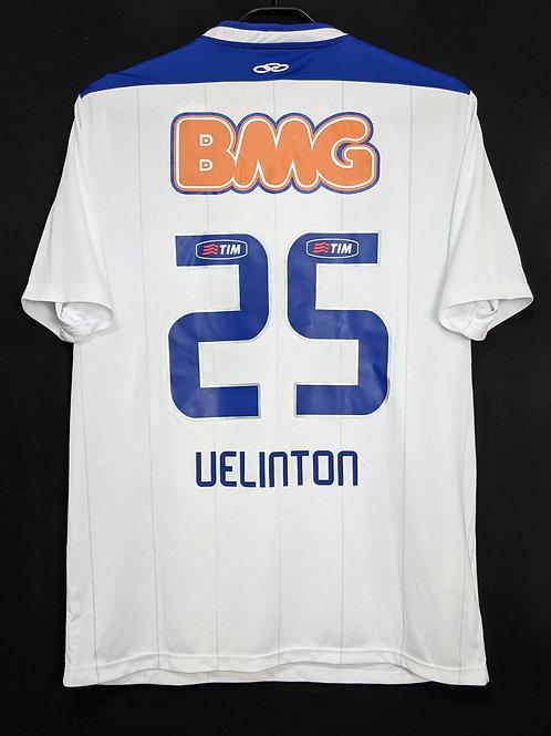 【2013】 / Cruzeiro Esporte Clube / Home / No.25 UELINTON