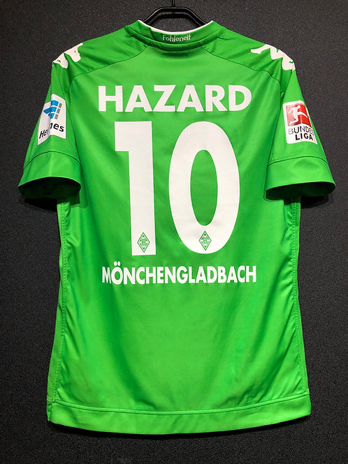 【2016/17】 / Borussia Mönchengladbach / Home / No.10 HAZARD