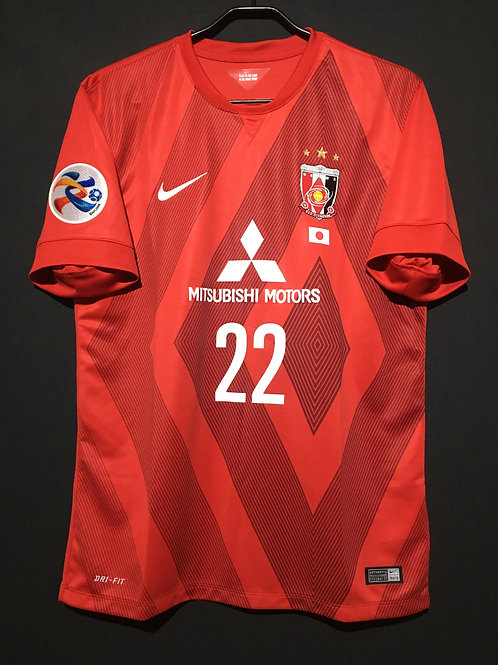 【2015】 / Urawa Red Diamonds / Cup(Home)/ No.22 ABE / ACL