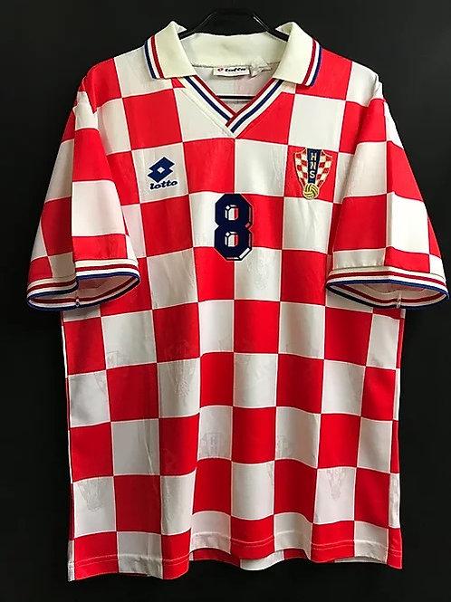 【1994/95】 / Croatia / Home / No.8 / Player Issue