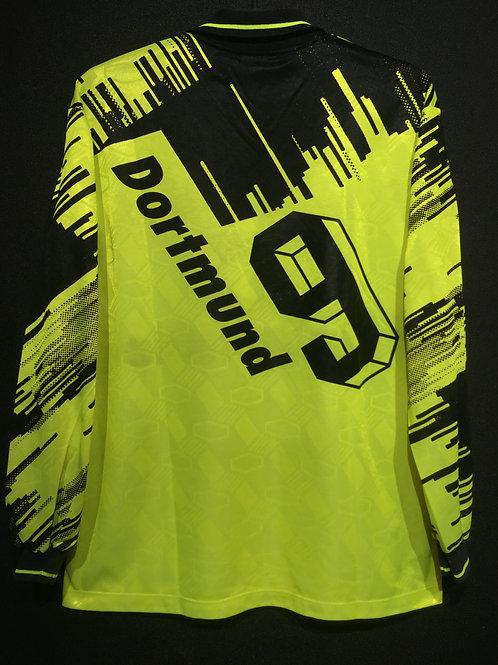 【1993/94】 / Borussia Dortmund / Home / No.9
