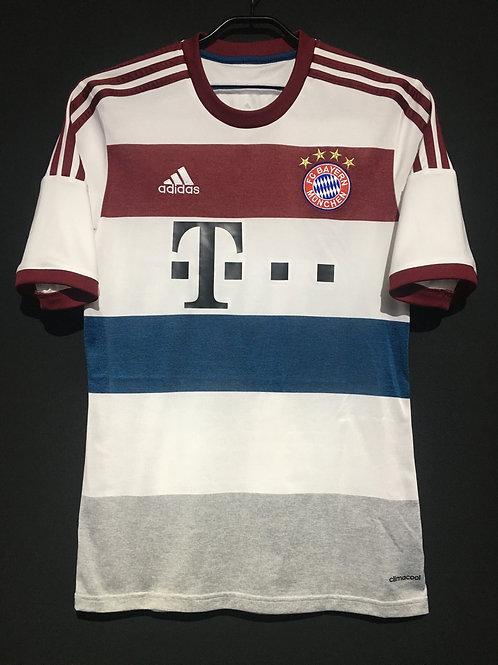 【2014/15】 / FC Bayern Munich / Away