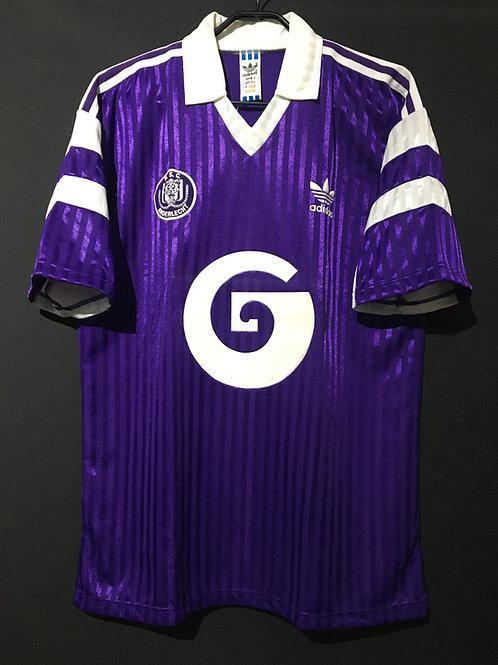 【1990/92】 / R.S.C. Anderlecht / Away