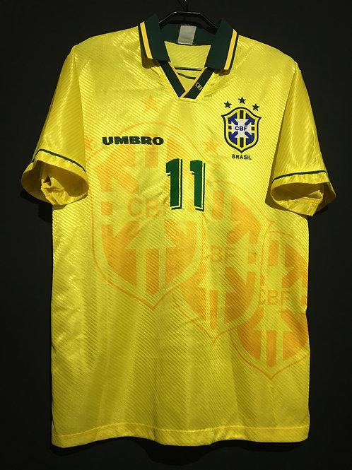 【1994】 / Brazil / Home / No.11 ROMARIO