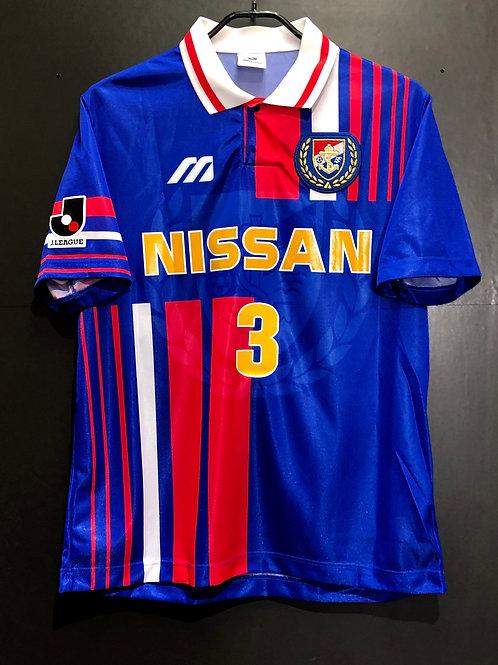 【1995/96】 / Yokohama Marinos / Home / No.3